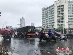 """""""山竹""""致广西直接经济损失1.83亿元 近64万人受灾"""